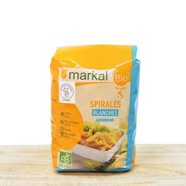 Bio white flour fusili pack 500g