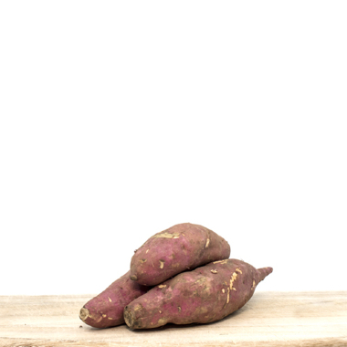 Organic Purple Sweet Potato (per kilo)
