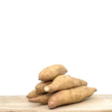 Organic White Sweet Potato (per kilo)