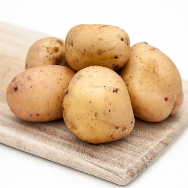 Organic White Potato (per kilo)