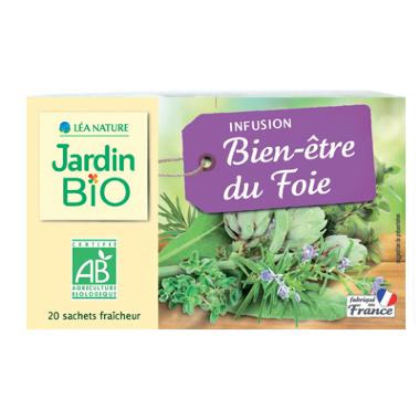 Organic tea for liver (20 packs)