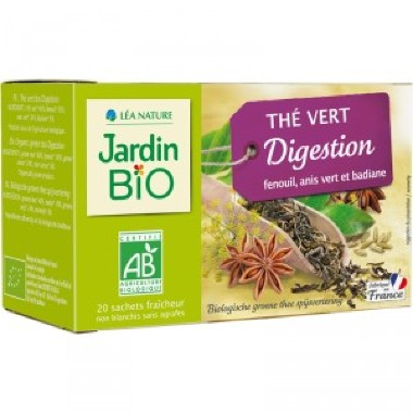 Organic tea for digestion (20 pack)