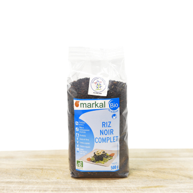 Bio black rice pack 500g