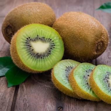 Organic fresh kiwi (pack 500g)