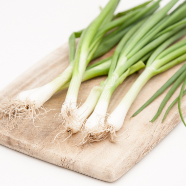 Organic spring onion (bunch)