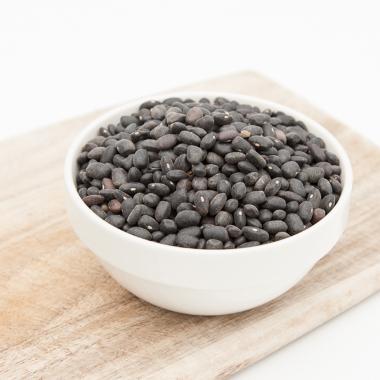 Bio black beans pack 500g