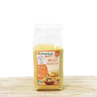 Bio millet (pack. 500g)