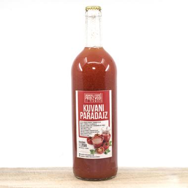 Organski sok paradajz i celer 1l