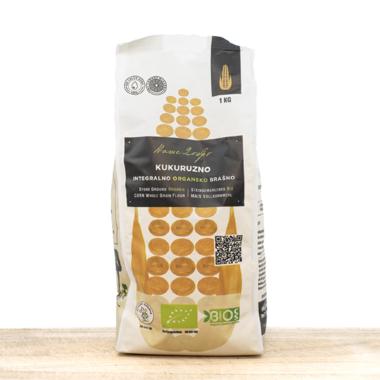 Organsko kukuruzno integralno brašno 1kg