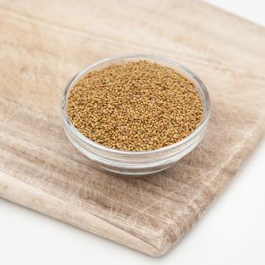 Organic alfa seed 100g