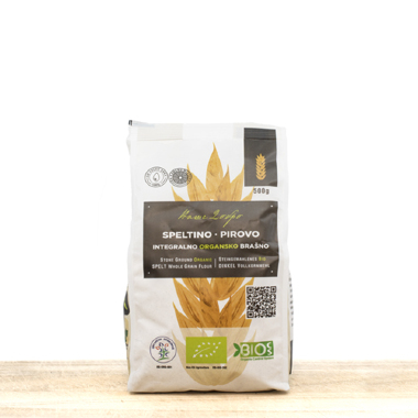 Organic Whole Grain Spelt Flour 500g