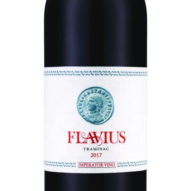 Organsko vino Flavius (traminac) 0.5l