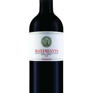 Organic vine Maximianvs (cabarnet sauvignon) 0,75l