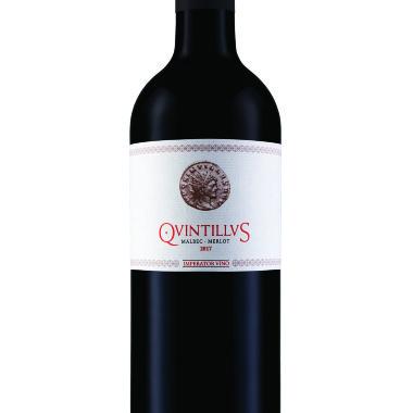 Organsko vino Qvintillvs (merlot) 0,75l