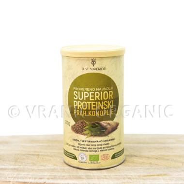 Organic Hemp Protein Powder 250g