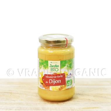 Organski Senf Dijon/pikant 350g