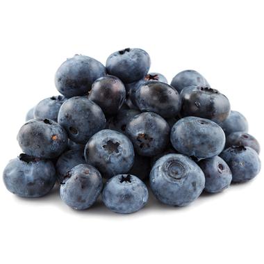 Fresh Organic Blueberries (pack 200g)
