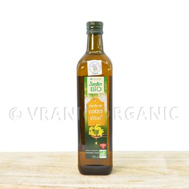 Organsko Ulje uljane repice 0,75l